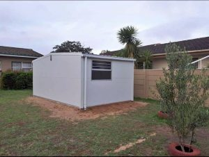 Wendy house and nutec houses cape town